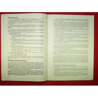 DRL Reichsportabzeichen , sportbadge certificate. Espenlaub militaria