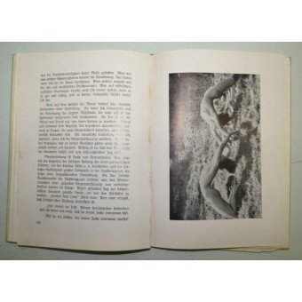 Your Yes to the life! 3rd Reich book with erotic pictures.. Espenlaub militaria