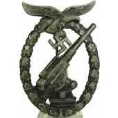 'Flakkampfabzeichen' Anti Aircraft Artillery War Badge.