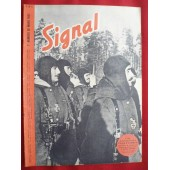 "German ww2 ""SIGNAL"" French language! March, 1943"