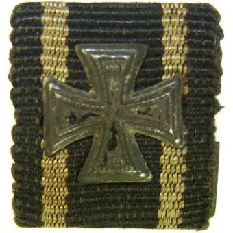 Interesting WW1 ribbon bar for Iron cross. Espenlaub militaria