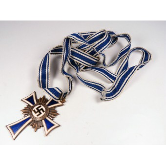 1938 Cross of Honour of the German Mother 3rd class. Bronze. Espenlaub militaria