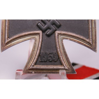 Iron Cross 1939, second class. J.E. Hammer & Söhne. Espenlaub militaria