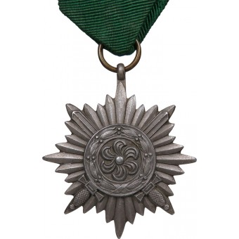 Medal for Eastern peoples For Bravery with swords, 2nd class. Espenlaub militaria