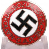 NSDAP party member badge  M 1/85 RZM Alois Rettenmaier