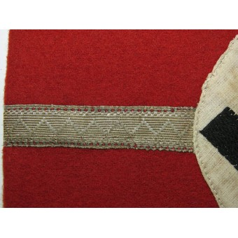 Early pre-1935 NSDAP  leaders armband. Espenlaub militaria