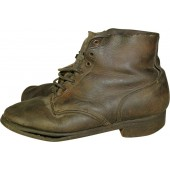 Lend-lease supply, Soviet short shoes