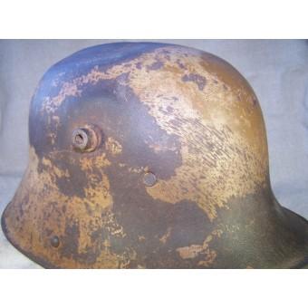 M 16 Imperail German steel helmet. Espenlaub militaria