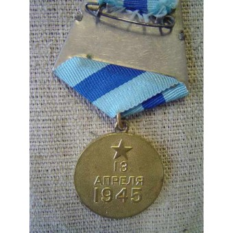 Medal for the Capture of Vienna