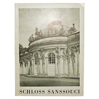 Office of the State Palaces and Gardens of the 3rd Reich- Sanssouci palace. Espenlaub militaria