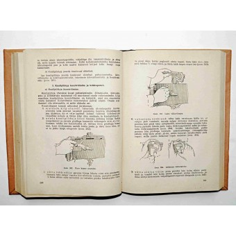 Manual on small arms - the material part of the weapon. In Estonian. Espenlaub militaria
