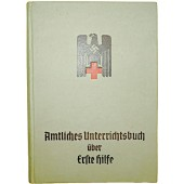 3rd Reich DRK Official textbook on first aid