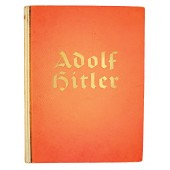 Photoalbum with Adolf Hitler in pictures