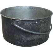 Red Army / Soviet Russian M 24 Mess tin round