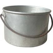 RKKA mess tin aluminum, dated 1927