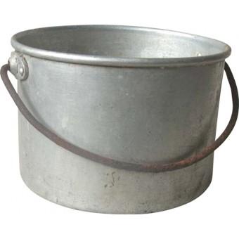 RKKA mess tin aluminum, dated 1927. Espenlaub militaria