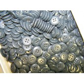 Standard issue 3rd Reich, Army, Luftwaffe grey buttons, 14 mm