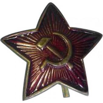 WW2 Russian Army cockade, M40. Espenlaub militaria