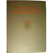 "WW2 Soviet Russian illustrated book ""The pupils of Komsomol """