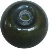 WW2 Soviet Russian very rare glass AS-1 white phosphorus ammo