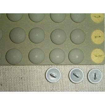 WW2 Waffen-SS/ Wehrmacht steel buttons medium size. Espenlaub militaria