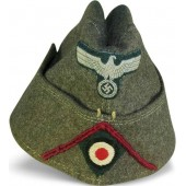 Alfred Vallet made M 38 side hat