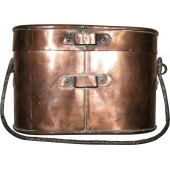 Imperial Russian cooper mess kit