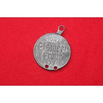 Commemorative medal for Gebirgsjagers who fought in Eismeer Front. Espenlaub militaria