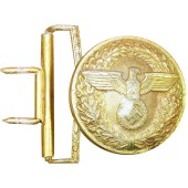 NSDAP political leader belt buckle.