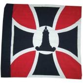 Kuffhauserbund 3rd Reich veterans organization flag size 120*120 cm