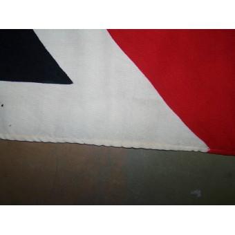 Kuffhauserbund 3rd Reich veterans organization flag size 120*120 cm. Espenlaub militaria