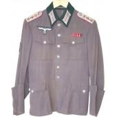 Lightweight summer Gebirgsjager Stabs-veterinaer's  tunic