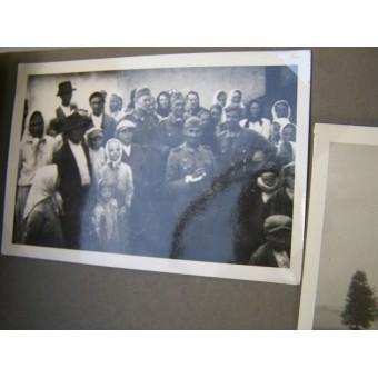 WW2 soldiers photoalbum, Eastern Front!. Espenlaub militaria