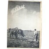 Estonian SS volunteers magazine PildiLeht