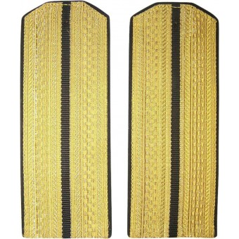 Early postwar M43 Navy shoulder boards. Espenlaub militaria