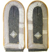 Pair of Luftwaffe Feldwebel shoulder straps