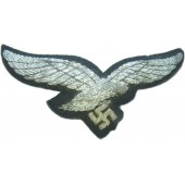 Luftwaffe officer's bullion embroidered breast eagle.