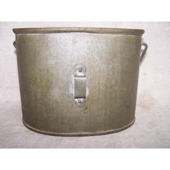 Imperial Russian steel mess kit. Espenlaub militaria