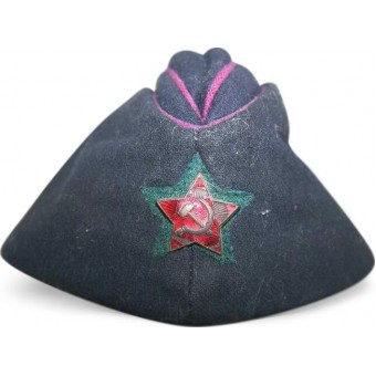 RKKA headgear pilotka M 35 for flying personnel of border troops of NKVD. Espenlaub militaria