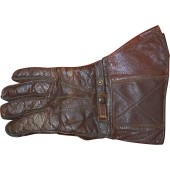 WW2 British or US leather gloves for tankman crew