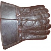 WW2 British or US leather gloves Land-lease