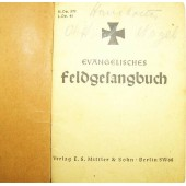 3rd Reich Soldiers evangelisches song book