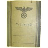 3rd Reich Wehrmacht Wehrpass, WW1 service