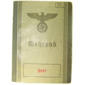 3rd Reich Wehrpass