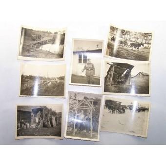 Photos. Feldzug Ostfront. Smolensk 1941-42,  69 pics.. Espenlaub militaria