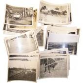 Photos. Feldzug Ostfront. Smolensk 1941-42,  69 pics.