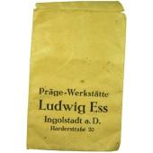 Award envelope factory Ludwig Ess