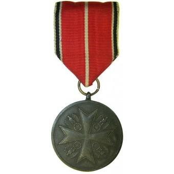 Silver Merit medal of the German eagle. Espenlaub militaria