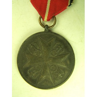 Silver Merit medal of the German eagle. Espenlaub militaria