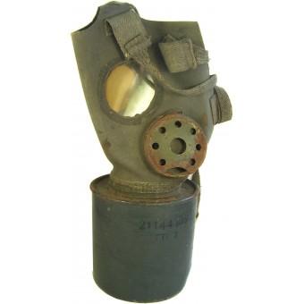 Soviet GP-2 civil gasmask, 1944 dated!. Espenlaub militaria